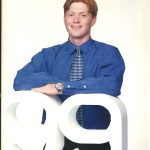 Joseph MIchael Shambo Jr. Taken during his high school graduation in 1999..  Died from a motorcycle accident at the age of 22.