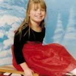 Kaithly Florimbio of Frederick, MD.  Daughter of Michelle McCormack Florimbio, granddaughter of Robert McCormack.