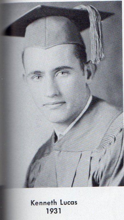 Kenneth Lucas, 1931
