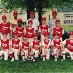 Lions Baseball Team