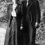Lizzie Bowling Thomas and husband Heston Thomas