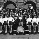 Logan Junior High Band - Bobby McCormack, Joe Piros Jr, Dick (Richard Lee) Webb, John Reed.