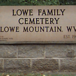 Lowe Family Cemetery, Lowe Mountain, WV