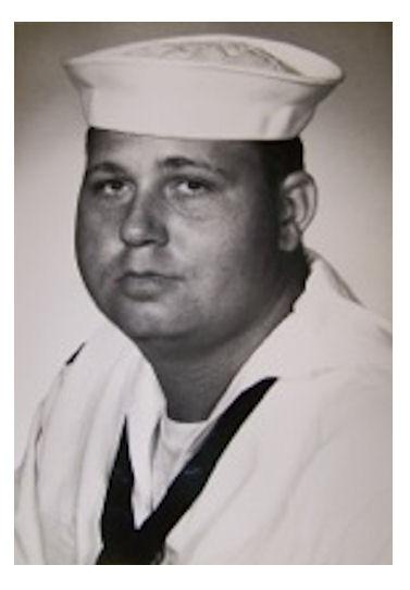 Lician Carter, US Navy, Vietnam Veteran.