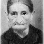 Lucinda Brumfield McCormack, wife of William McCormack of Carter County, KY.