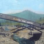 MacBeth Mine, Rum Creek