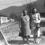 Manerva and Nellie Killen, Mitchell Heights courtesy of Ralph McNeely