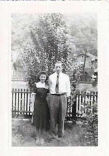 Mary Tarkany & Millard Porter, Jr.