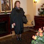 Michelle McCormack Florimbio  at her graduation from Capella University held at Phoenix, AZ.