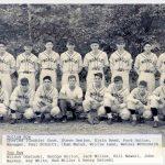 Moncol Baseball Team