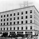 Mountaineer Hotel in 1925, Williamson WV courtesy of Lillian Porter-Smith