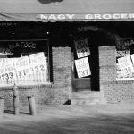 Nagy's Grocery about 1950.