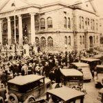 November 11, 1928 Doughboy Dedication Ceremony