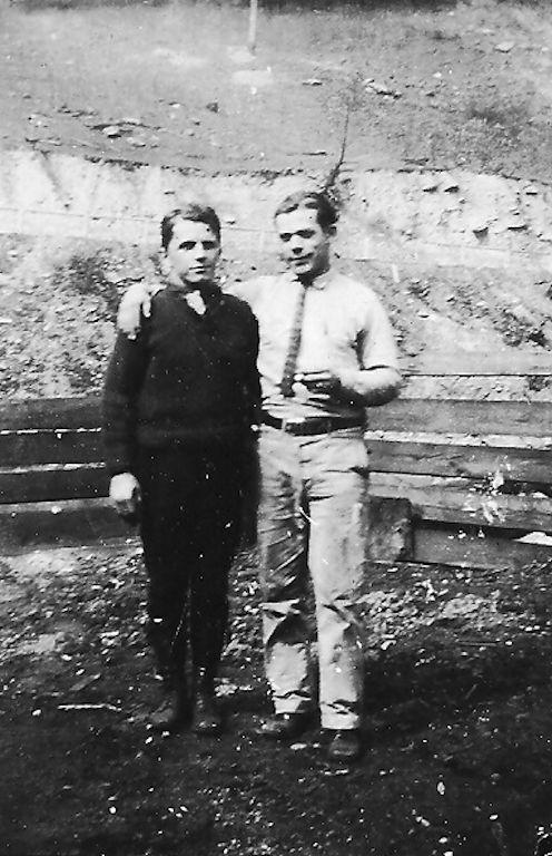 Paul Tarkany and Joe Augustine