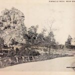 Pinnacle Rock, Near Bramwell, W. VA.