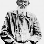 Pleasant Burk, father of Sarah Burk McCormack of  Straight Creek, Carter County, KY.