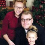 Rachel Rene Shambo French and Ryan Anthon French, Rev., with daughter, Julia.