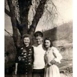Relma (last name unknown), Elmer T. McNeely and Katie (Ruth) Killen McNeely Phico, WV