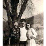 Relma (last name unknown), Elmer T. McNeely and Katie (Ruth) Killen McNeely Phico, WV