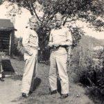 Richard Christian and Clyde Keaton