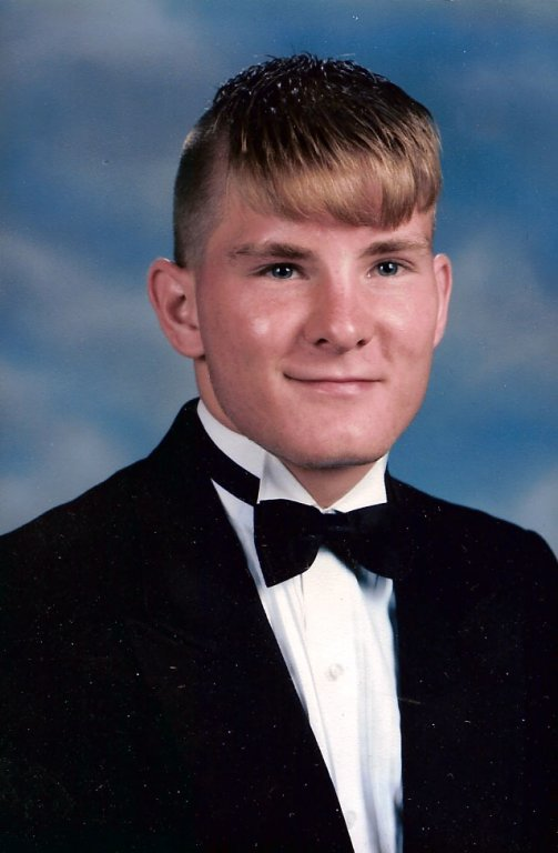 Robb McCormack taken his senior year at Seneca Valley High School, Germantowqn, MD.