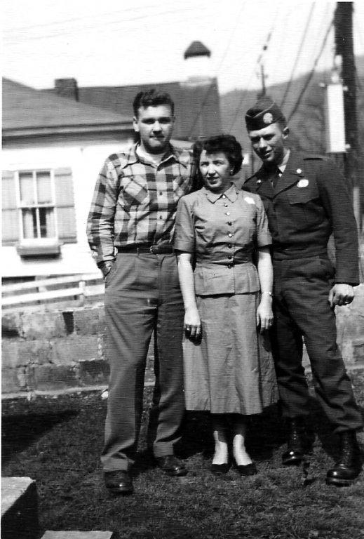 Ron McCormick, Aunt Elizabeth, Cousin Johnny Jones