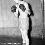 Ron McCormick - Feather weight Champion -Golden Gloves