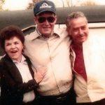 Linville -Lora,  Richard, Buddy and Thelma Mae