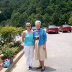 Sandy Deskins and Lois Deskins
