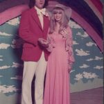 Ricky White and Peggy Berry