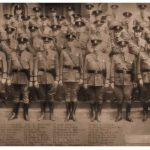 1932 Sheriff Joe D. Hatfield & Deputies