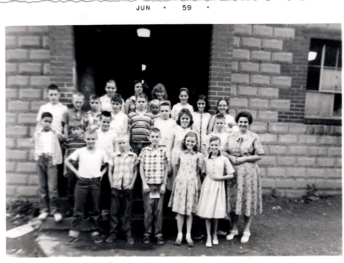 Slagle Grade School 1959