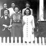 Elizabeth Tarkany, Anna Tarkany, Margaret Tarkany, Helen Tarkany, Rubie Tarkany & Goldie Tarkany