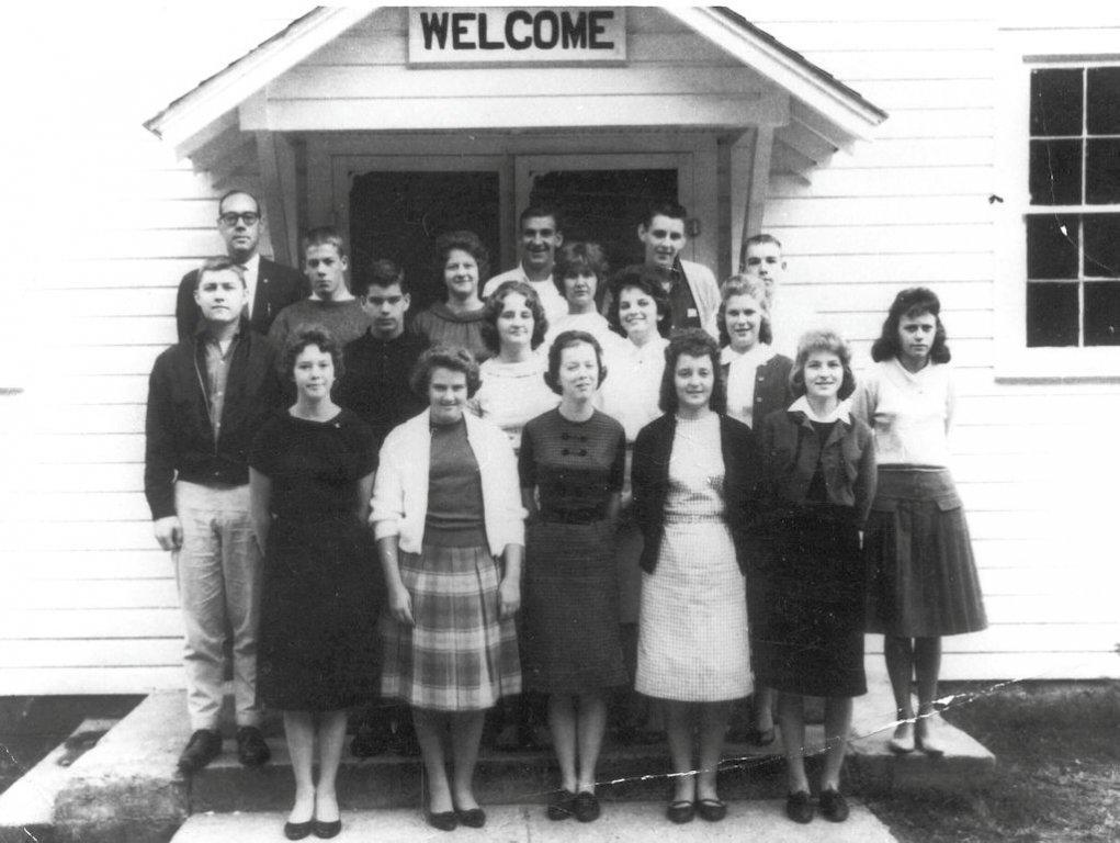 Teen SS Class #20 Whitman