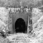 Old Dingess Tunnel circa 1892