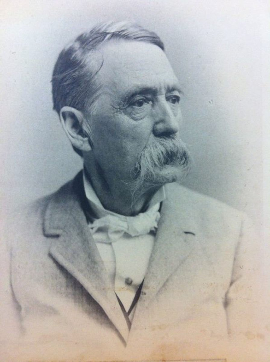 Thomas Dunn English.