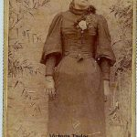 Victoria Taylor, daughter of George and Catherine Taylor.