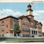 West Side School, Grafton, WV