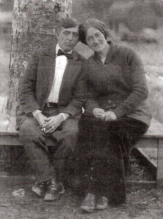 Wilbur and Rebecca Turnell