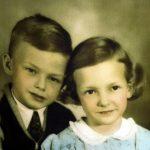 Virginia Ruth Peek and William E Peek