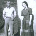 Woodrow Maynard and Muriel Adams Maynard