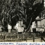 Fisher Bottom was demolished when the Logan Blvd. was built. With permission & courtesy of wvhistoryonview.org