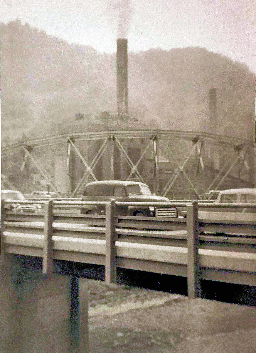 Logan,WV August 1956