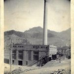 Power Plant Building, Logan County Light and Power Co. Logan, W Va