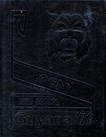 979 Logan High School Yearbook, Logan, WV