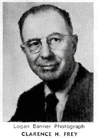 Clarence H. Frey. 1952