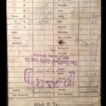 1917 Miners Pay,, Ethel Coal Company