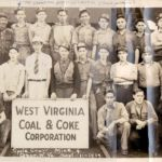 Tipple Crew, West Virginia Coal and Coke Corp., Omar, WV 9-11-1939 courtesy of James Harrison