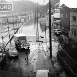 Logan County, WV 1963 Flood at Black Bottom