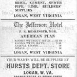 1916 Advertisements